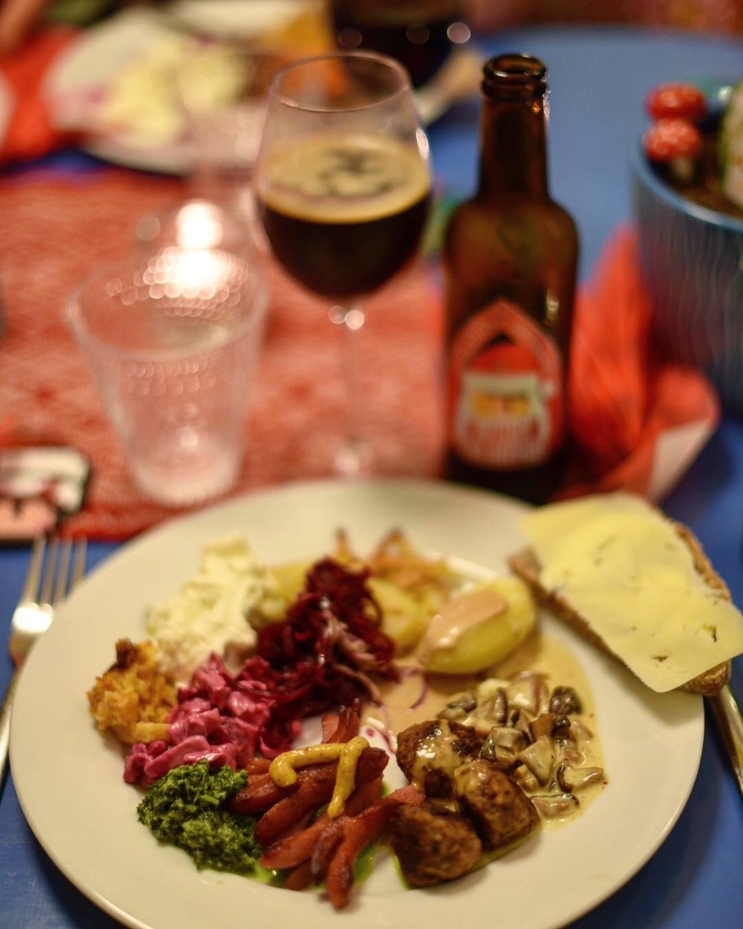 Traditional Swedish Christmas Food Foodetc Cooks Food Recipes