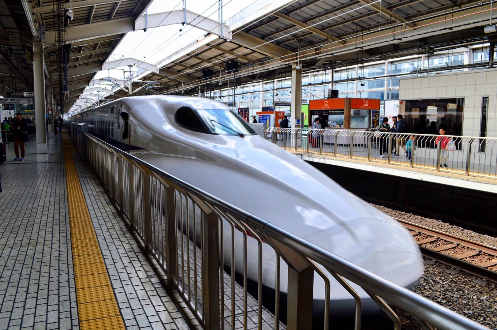 hikari shinkansen to kyoto – Foodetc cooks – food, recipes and travel