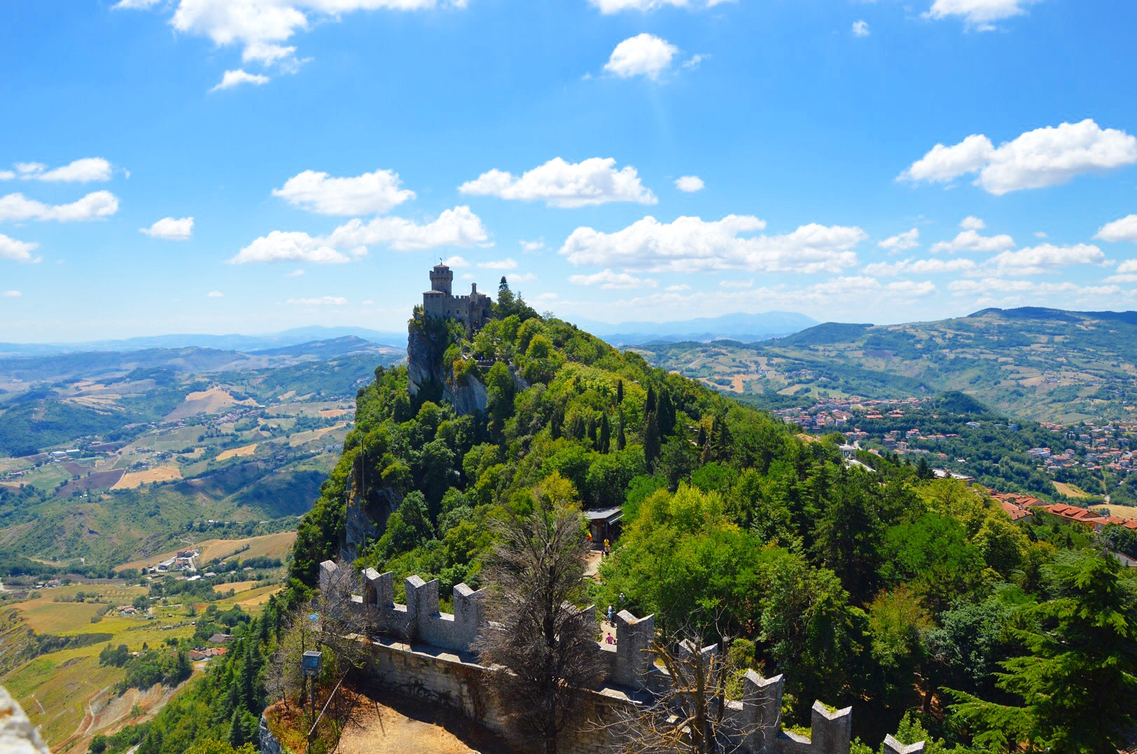 How to get to san marino from rimini foodetc cooks for Flights to san marino italy