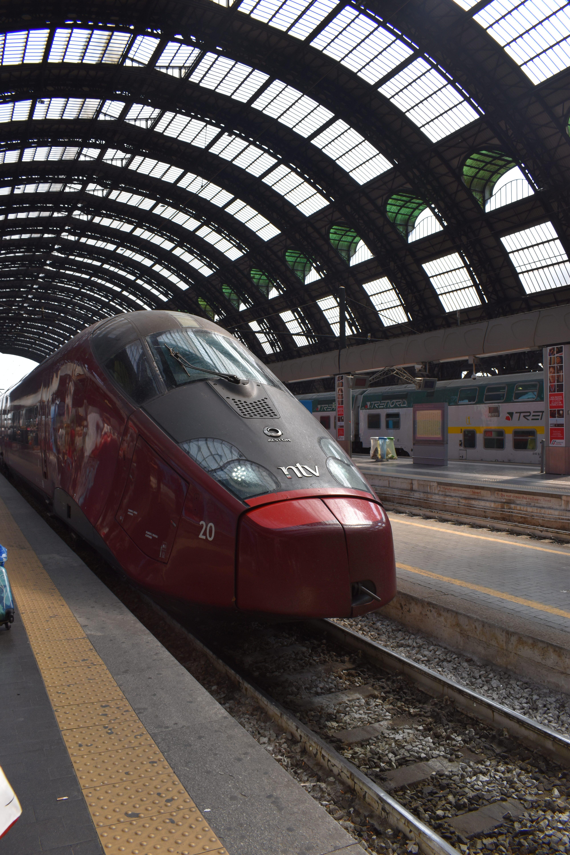 stockholm zurich tåg